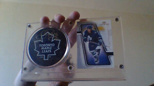 Toronto Maple Leafs  Puck