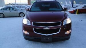 2011 Chevrolet Traverse 3.6 AT 4WD 2LT