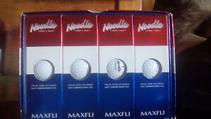 Golf Balls/ Brand New Noodle by Maxfli/Taylormade