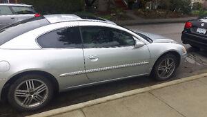 2001 Chrysler Sebring Coupe (2 door)