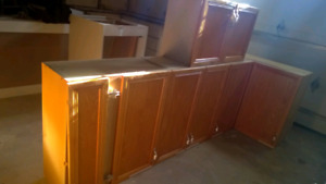 Upper kitchen cabinets for sale