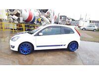 Fiesta st150 for swap