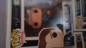 Funko pop Fox Mulder x-files 183 (vaulted)
