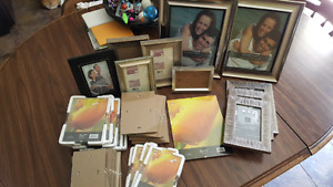 33 Picture Frames for $40.00