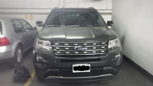 2016 Ford Explorer XLT SUV, Crossover - Lease Transfer 563.60 mo