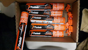 Paslode CF325 Orange Framing Fuel Cell  I have 6 brand new Paslo