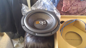 """PowerBass M- 1204 Subwoofer 12"""" 4 ohm"""