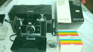 Polaroid 195 Land Camera