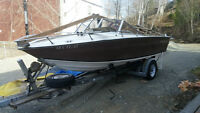 Chaparral 18ft Boat
