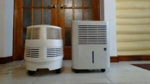 humidificateur et déshumidificeteur à vendre