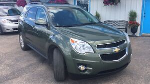2015 Chevrolet Equinox LT AWD LEATHER/SUNROOF/CAMERA REDUCED!!!