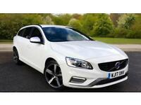 2017 Volvo V60 D4 R-Design Nav Auto W. 18inc Automatic Diesel Estate
