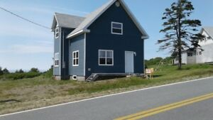Year Round Home 87 Hwy 217 Freeport, Overlooking Brier Island