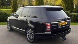 2014 Land Rover Range Rover 3.0 TDV6 Vogue SE 4dr Automatic Diesel Estate