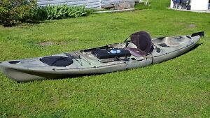 Ocean ultra trident 4.7 fishing kayak