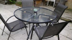 Padio table