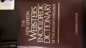 ***New Lexicon Webster's Encyclopedic Dictionary of ENGLISH***