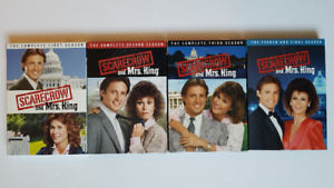 Scarecrow and Mrs. King, The Complete Series on DVD for sale