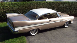 1957 Plymouth Belvedere 2 door Hardtop Christine