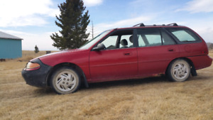 1997 Ford Escort Wagon