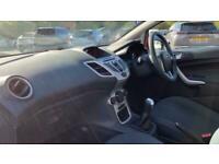 2012 Ford Fiesta 1.4 Edge 5dr Hatchback Petrol Manual