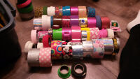 Hula Hoop Making Supplies Duct Tape Tubing  Lot