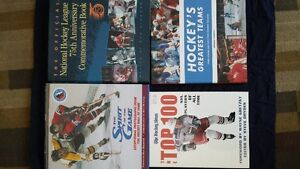 Lot#210-Spirit of the Game (HC) NHL75th Aniv+ 2 More Books Strathcona County Edmonton Area image 1