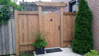 Quality fence installations