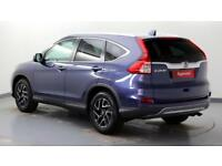 2016 Honda CR-V 2.0 i-VTEC SE+ (2wd) Petrol blue Manual