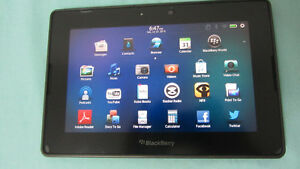 BLACK BERRY PLAYBOOK TABLET-16GB IN BOX.