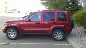 LOOK HERE. 2007 Jeep Liberty: $5,500 inspected.