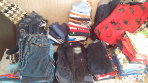 Boys clothes size 3t/4t