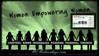 EXHIBITORS WANTED: WEWednesdays! Women Empowering Women