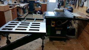 """Craftex 10"""" table saw West Island Greater Montréal image 3"""