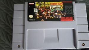 SNES Games - Super Metroid - Street Fighter II -- and more...