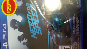 Ps4-need for speed sealed