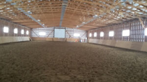 Indoor Horse Board available $330+HST. Outdoor Board  $265+HST