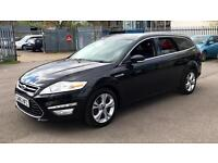 2013 Ford Mondeo 2.0 TDCi 163 Titanium X Busine Automatic Diesel Estate