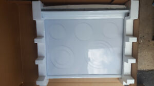 Replacement Stove Glass Top
