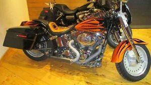 2012 Harley-Davidson FLSTF - Softail Fat Boy
