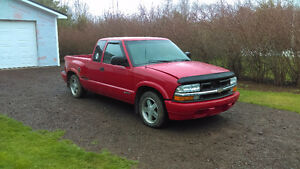 PARTING OUT 1999 CHEVY S10 ZQ8
