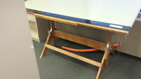 DRAFTING TABLES GENTLY USED SEVERAL STYLES AVAILABLE ONLY 95.00 City of Toronto Toronto (GTA) Preview