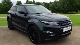 2014 Land Rover Range Rover Evoque 2.2 SD4 Dynamic 3dr (9) Automatic Diesel Coup