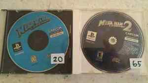 Mega man legends 1 and 2