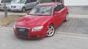 2007 Audi A4 Mint condition. 2007. 4 cilinder. Sedan