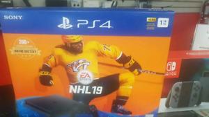 Ps4 1tb NHL 19 bundle