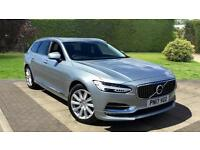 2017 Volvo V90 D4 Inscription 5dr Geartronic Automatic Diesel Estate
