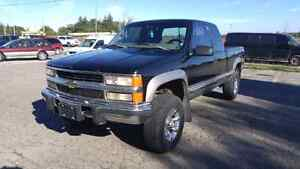 1998 Chev 2500 4x4 Extended Cab