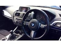 2014 BMW 1 Series 120d xDrive M Sport 5dr Manual Diesel Hatchback