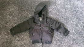 Age 4 Shower Resistant Next Boys Padded Jacket